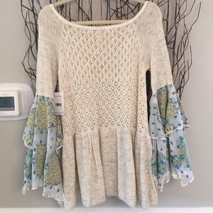 New with tags on free people sweater